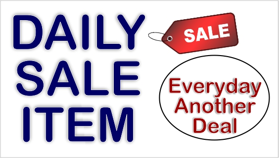 Watershed Daily Sale Deal